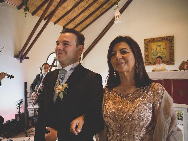 El matrimonio de Leo y Maria en Subachoque, Cundinamarca 13