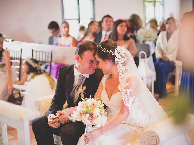El matrimonio de Leo y Maria en Subachoque, Cundinamarca 14
