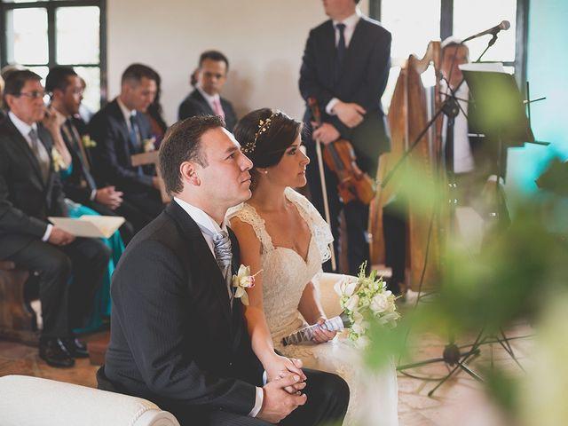 El matrimonio de Leo y Maria en Subachoque, Cundinamarca 18