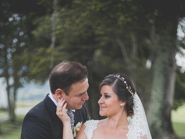 El matrimonio de Leo y Maria en Subachoque, Cundinamarca 24