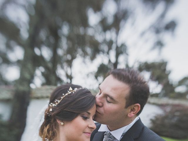 El matrimonio de Leo y Maria en Subachoque, Cundinamarca 27