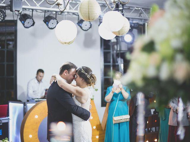 El matrimonio de Leo y Maria en Subachoque, Cundinamarca 31