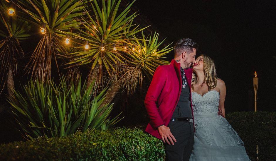El matrimonio de Carlos Jesús  y María Camila en La Calera, Cundinamarca