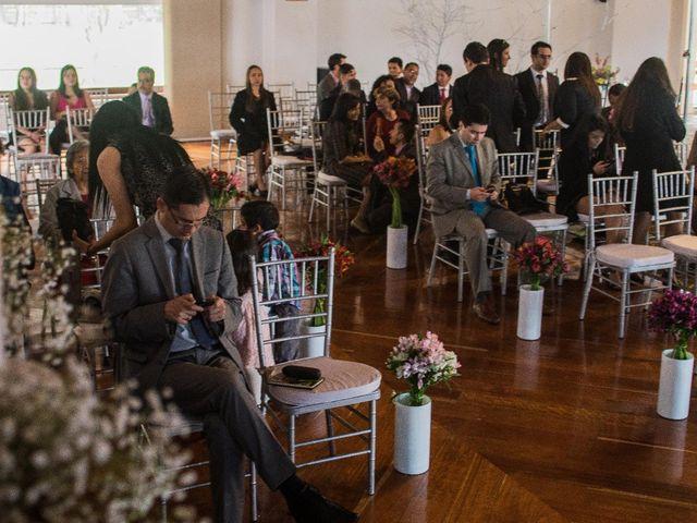 El matrimonio de alicia y alex en Bogotá, Bogotá DC 3