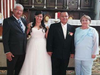 El matrimonio de Luz Helena y León Dario 2
