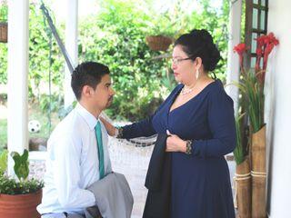 El matrimonio de Edna y Oscar 2