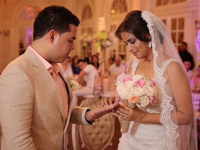 El matrimonio de Efrain y Alexandra en Barranquilla, Atlántico 10