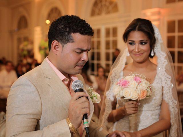 El matrimonio de Efrain y Alexandra en Barranquilla, Atlántico 11