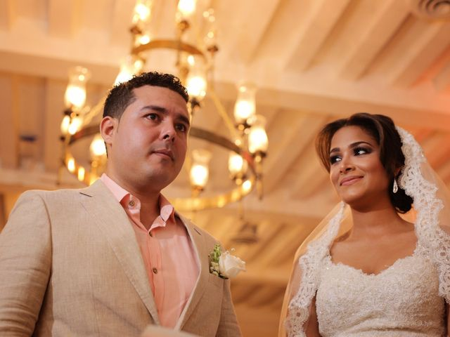 El matrimonio de Efrain y Alexandra en Barranquilla, Atlántico 12