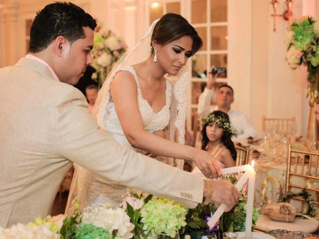 El matrimonio de Efrain y Alexandra en Barranquilla, Atlántico 13