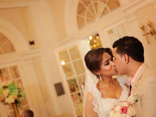 El matrimonio de Efrain y Alexandra en Barranquilla, Atlántico 16