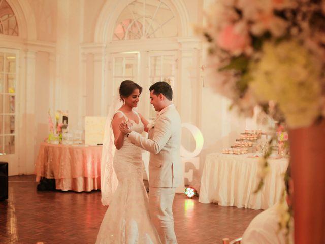 El matrimonio de Efrain y Alexandra en Barranquilla, Atlántico 19