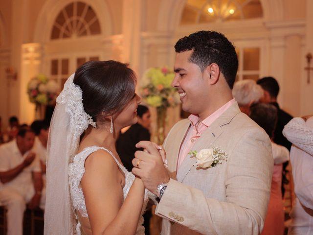 El matrimonio de Efrain y Alexandra en Barranquilla, Atlántico 22