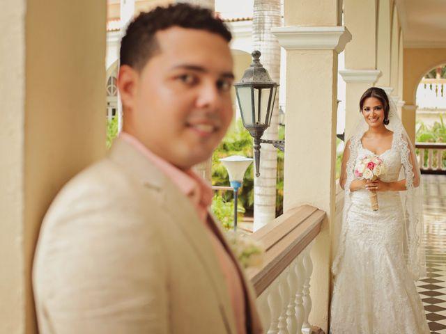 El matrimonio de Efrain y Alexandra en Barranquilla, Atlántico 23