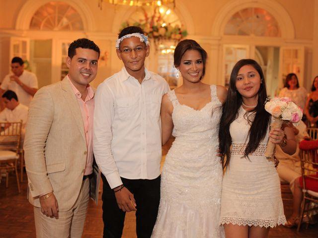 El matrimonio de Efrain y Alexandra en Barranquilla, Atlántico 42