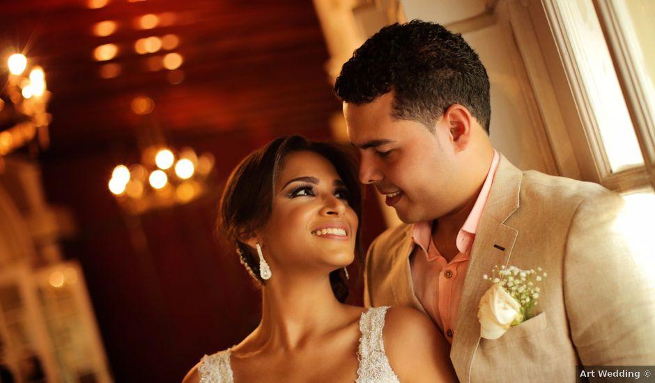 El matrimonio de Efrain y Alexandra en Barranquilla, Atlántico