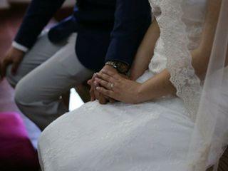 El matrimonio de Jennifer  y Juan Sebastián  1