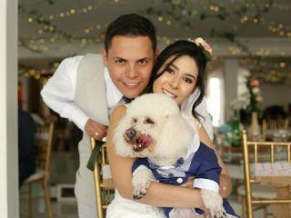 El matrimonio de Jennifer  y Juan Sebastián  3