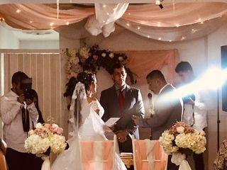 El matrimonio de Andrea y Jaime 2