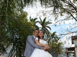 El matrimonio de Andrea y Jaime
