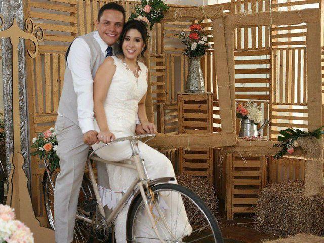 El matrimonio de Jennifer  y Juan Sebastián