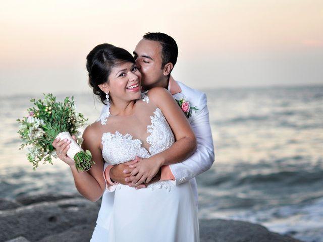 El matrimonio de Cindy y Rafael