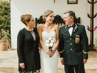 El matrimonio de Sandra y Manuel 3