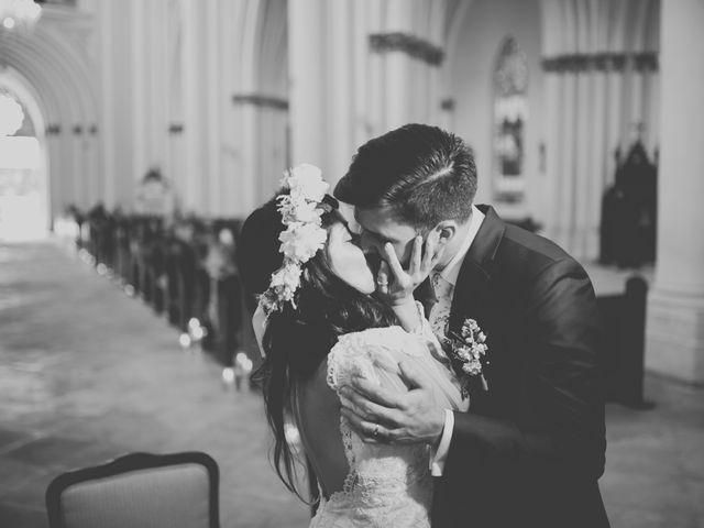 El matrimonio de Gustavo y Maria Fernanda en Cota, Cundinamarca 23
