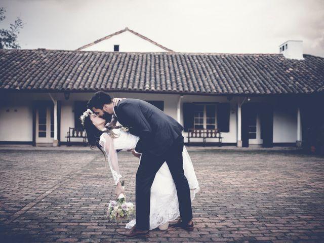 El matrimonio de Gustavo y Maria Fernanda en Cota, Cundinamarca 34
