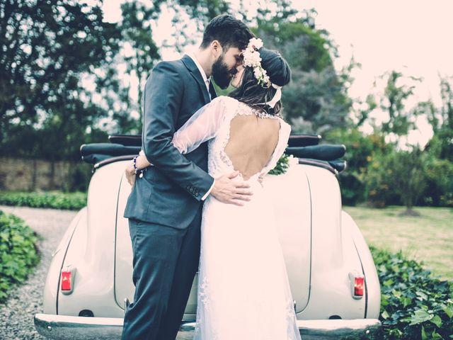 El matrimonio de Gustavo y Maria Fernanda en Cota, Cundinamarca 36