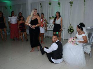 El matrimonio de Rebeca  y Vidal  1