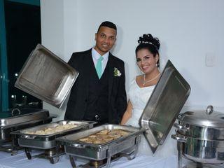 El matrimonio de Rebeca  y Vidal  2