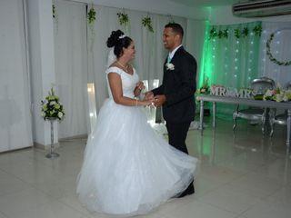 El matrimonio de Rebeca  y Vidal