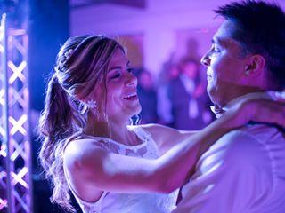 El matrimonio de Lorena y Ricardo 3