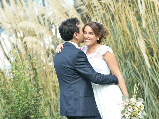 El matrimonio de Sergio y Laura en Cota, Cundinamarca 5