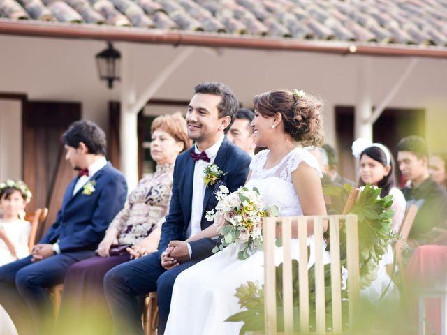 El matrimonio de Sergio y Laura en Cota, Cundinamarca 13