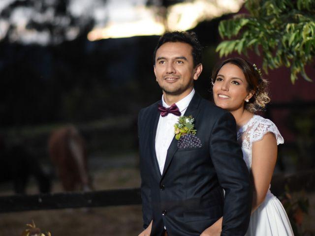 El matrimonio de Sergio y Laura en Cota, Cundinamarca 17