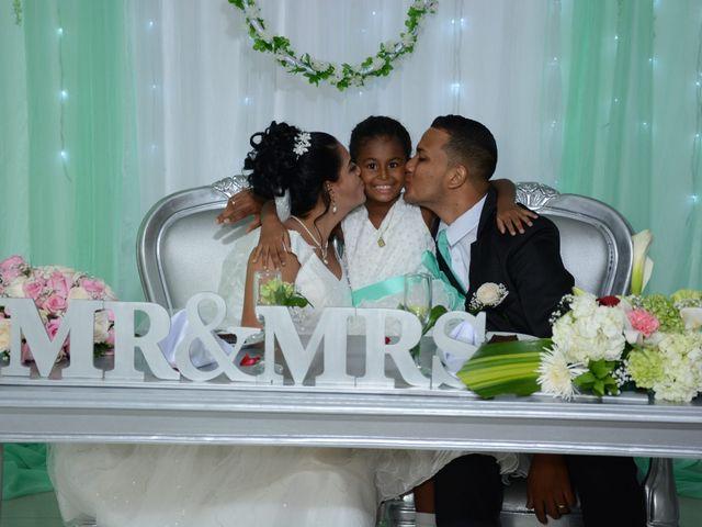 El matrimonio de Vidal  y Rebeca  en Barranquilla, Atlántico 6