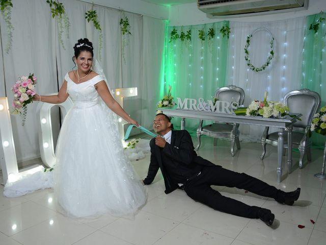 El matrimonio de Vidal  y Rebeca  en Barranquilla, Atlántico 7