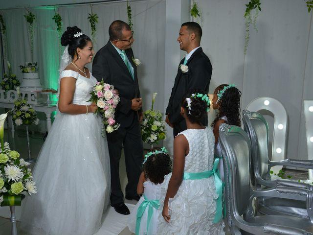 El matrimonio de Vidal  y Rebeca  en Barranquilla, Atlántico 9
