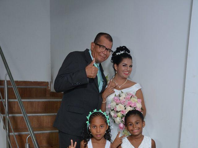El matrimonio de Vidal  y Rebeca  en Barranquilla, Atlántico 10
