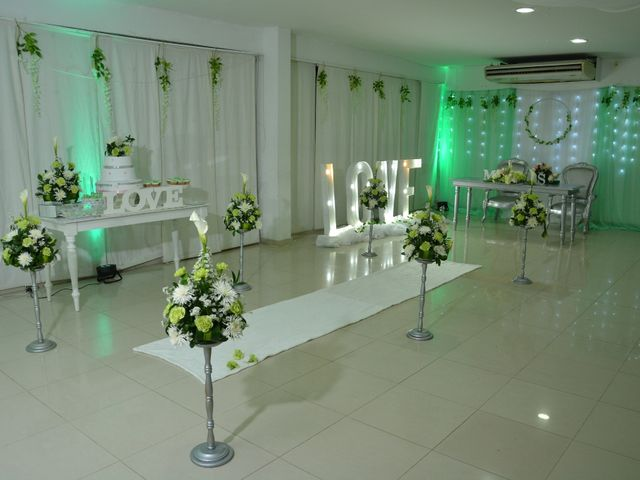 El matrimonio de Vidal  y Rebeca  en Barranquilla, Atlántico 12