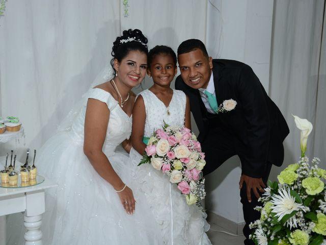 El matrimonio de Vidal  y Rebeca  en Barranquilla, Atlántico 14