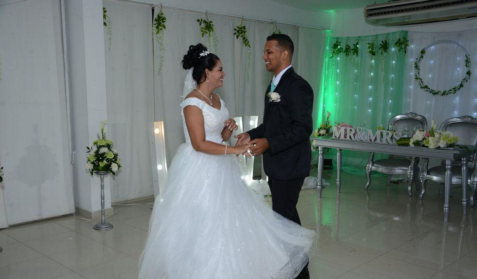El matrimonio de Vidal  y Rebeca  en Barranquilla, Atlántico