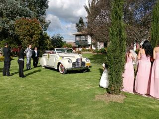 El matrimonio de Kathe y Leo 1