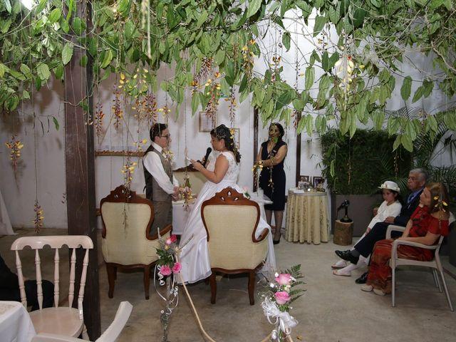 El matrimonio de Efrén y Diana en Ibagué, Tolima 10