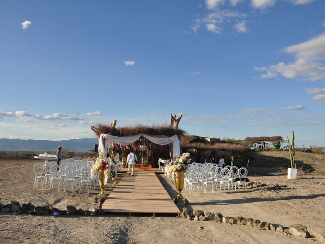 El matrimonio de Frank y Karina en Villavieja, Huila 1