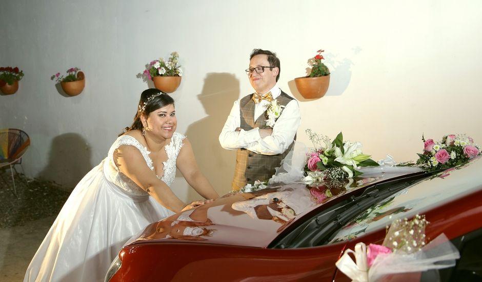 El matrimonio de Efrén y Diana en Ibagué, Tolima