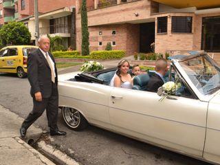 El matrimonio de Carolina y Anderson 1