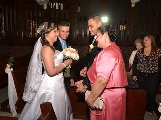 El matrimonio de Carolina y Anderson 3
